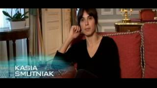 Kasia Smutniak - Official Interview: From Paris With Love view on youtube.com tube online.