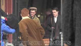 Robert Pattinson And Dane DeHaan Were In Millbrook To Film