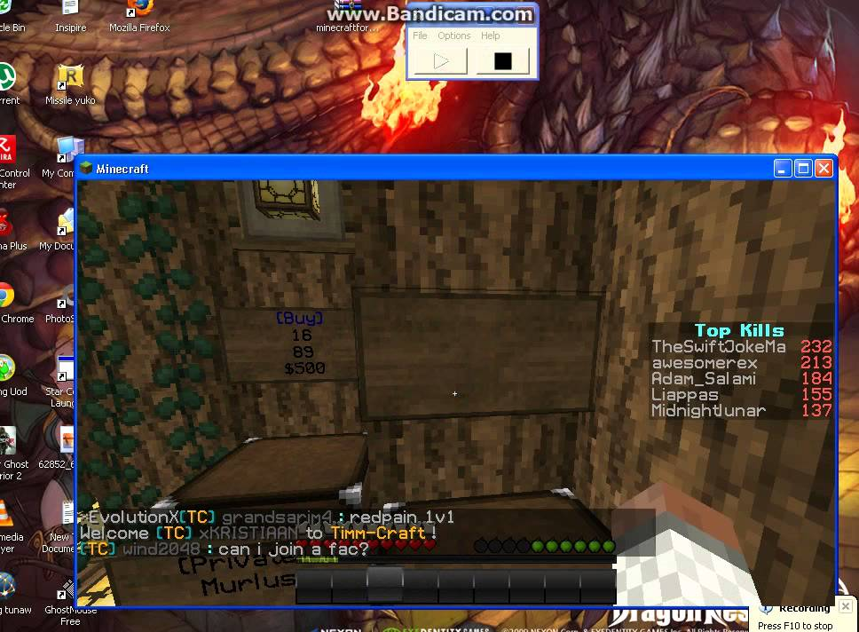Minecraft autoclicker - YouTube