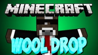 Minecraft WOOL DROP Minigame