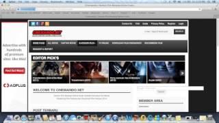 Cara Menonton Film Online Gratis Tanpa Download Atau