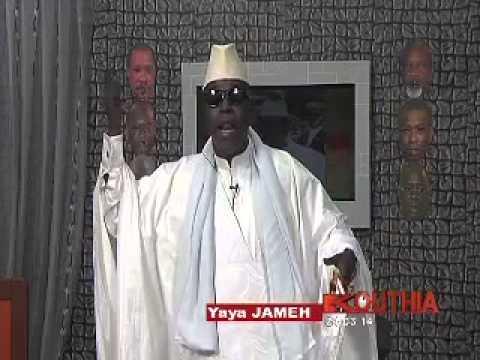 Kouthia Show -  Yaya Jameh -  24 Mars 2014