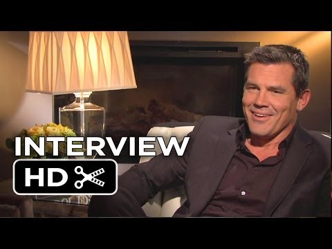 Labor Day Movie Interview - Josh Brolin (2014) - Kate Winslet Movie HD