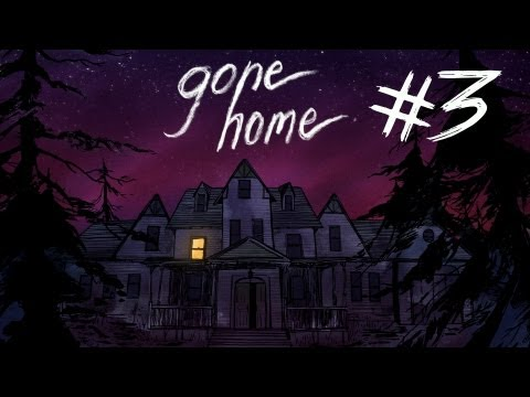 Gone Home - Part 3 | SAM'S ROOM | Interactive Exploration Game | Gameplay/Commentary