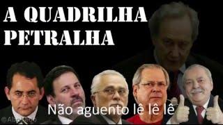 Samba tema da manifestação de 13/3 – Fora Dilma!