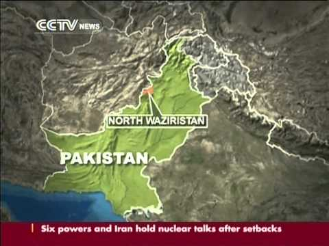 5 killed in drone strike in Pakistan