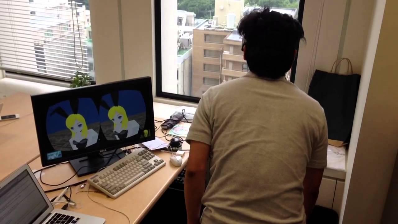 Unity + Kinect + Oculus