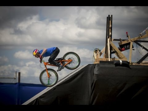 Craziest Red Bull Video: The Athlete Machine