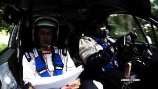Vidéo Rallye Mâcon 2013 - Robert Chêne - Peugeot 208 GTI R2