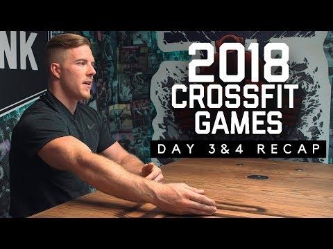 2018 CrossFit Games Day 3 & 4 Recap w/ Noah Ohlsen & Max El-Hag