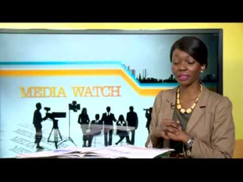 Media watch with Beryl Ooro on Africa THIS MORNING SHOW