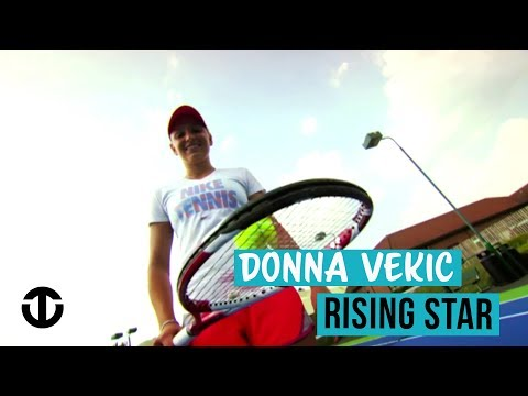 Donna Vekić on Trans World Sport