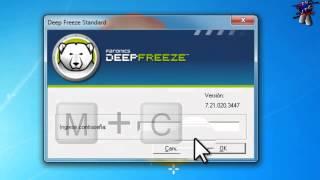 Descargar E Instalar Deep Freeze Full En Español Para