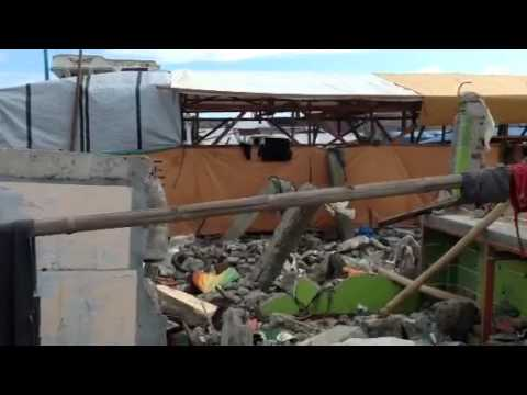 TACLOBAN CITY, THREE MONTHS AFTER YOLANDA-HAIYAN