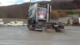 Scania R580 Drift