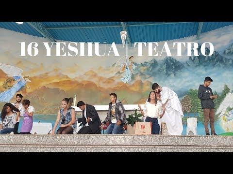 16° Yeshua | Parte 3 | Teatro | ANSPAZ