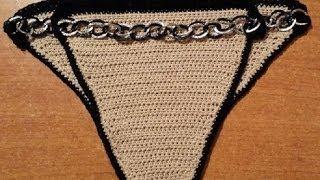 Costume Uncinetto Bikini Crochet Tutorial