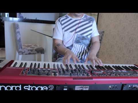 O que Tua Gloria fez comigo - Só no piano