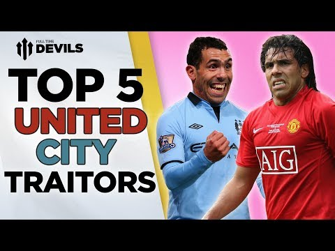 Top 5 United / City Traitors! | Manchester United vs Manchester City | DEVILS