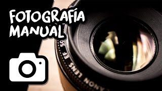 Fotografía Manual - Velocidad, Apertura e ISO