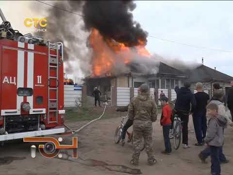 Полгода в борьбе с пожарами