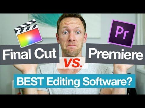 Video Editor - Final Cut Pro vs Adobe Premiere: Best Video Editor?