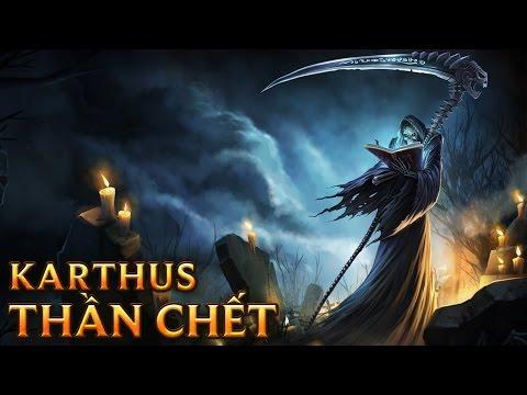 Thần Chết Karthus - Grim Reaper Karthus - Skins lol