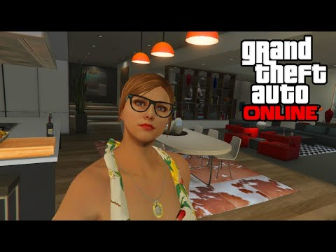 GTA 5 Online - Thanksgiving Day Special! (Grand Theft Auto V)