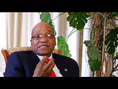 President Jacond Zuma on the BRICS leaders' meeting at the G20