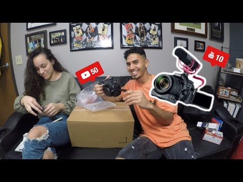 Canon 80D Unboxing   Funny Unboxing   Vlog Camera