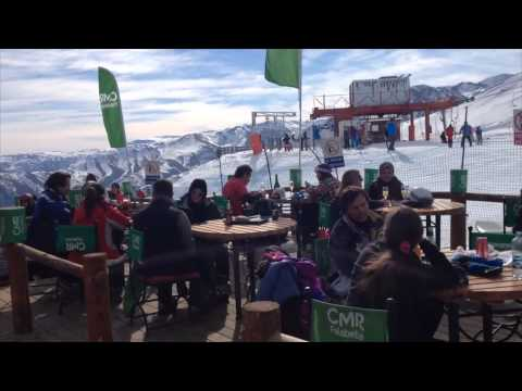 Alpine Restaurant - Top of the Andes