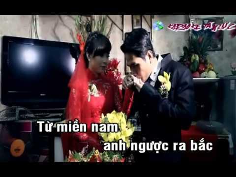 Karaoke remix] Nhạc sống Thương nhau lý tơ hồng