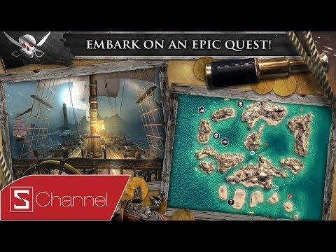 Schannel - Giới thiệu Assassin's Creed Pirates: Chinh phục cướp biển vùng Caribbean! - CellphoneS