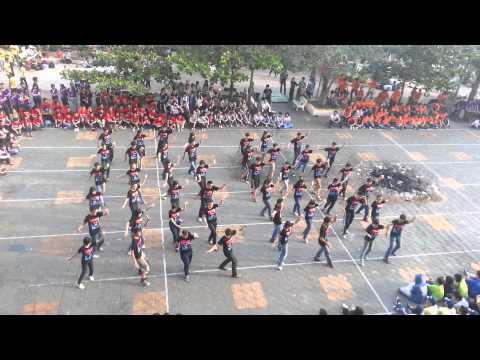 Quán quân 12A5 2012-2013 THPT Gia Định - Nhảy tập thể
