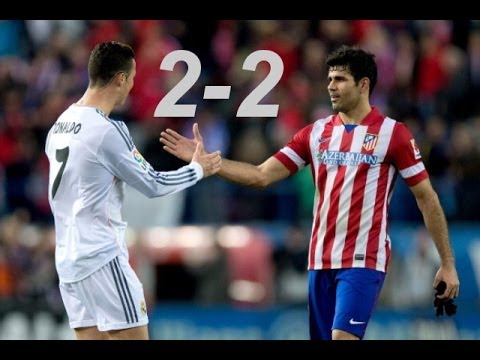 Diego Costa vs Real Madrid ⚔ (H) (3/2/14)|by IsaacFutbol4hd