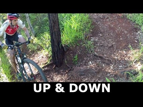 How to ride Switchbacks on a Mountain Bike Better in 4 minutes