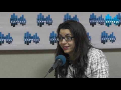 image vidéo امال كربول تدعو لحملة تسويق لتونس عبر الفايسبوك