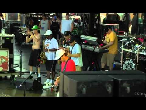 Slightly Stoopid - The Breakdown (Hangout Music Festival 2011)