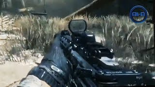 Call Of Duty: Ghosts GAMEPLAY! 15+ Minutes Footage! COD Ghost Official E3 2013 HD
