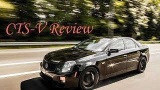 2004 CTS-V Review And Ultimate Buyers Guide