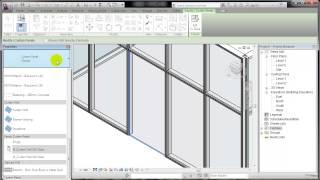 REVIT: Como Colocar Una Puerta En Un Curtain Wall