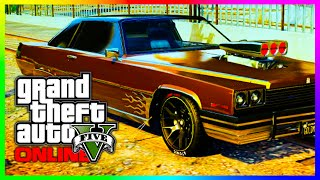 GTA 5 Online Most Rare & Storable Cars After Patch 1.17