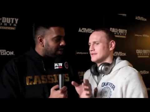 GEORGE GROVES TALKS COBRA v MONGOOSE, LEE FROCH & JAMES DeGALE / CALL OF DUTY EVENT
