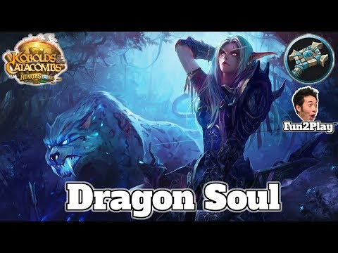Gameplay Dragon Soul Silence Spell Priest Kobolds And Catacombs | Hearthstone Guide How To Play