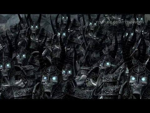 Великая битва Скайрима