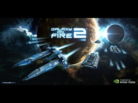 GamePlay Video игры Galaxy on Fire 2 Full HD