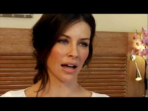 Evangeline Lilly French interview about the end of LOST, Evangeline Lilly French interview about the end of LOST