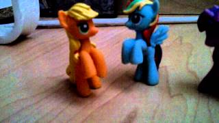 My Little Pony Odc 1 : Sukienka Nie Dla Tego Kucyka