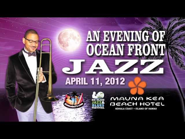 Oceanfront Jazz at Mauna Kea Beach Hotel - Hawaii