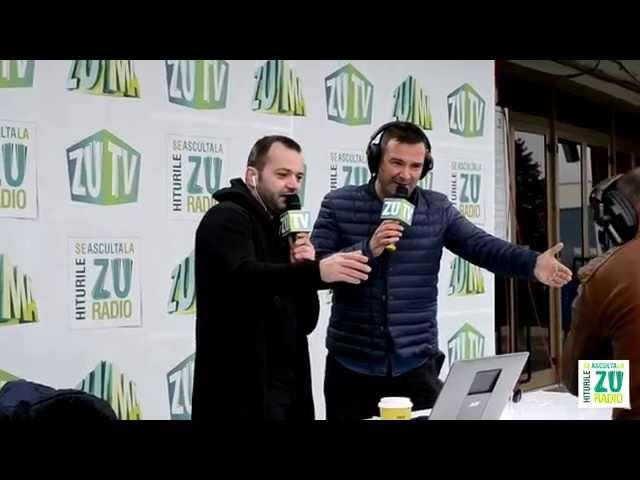 Radio ZU - Buzdugan si Morar lanseaza ZU TV